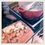 Cook & Run – Sweet Potato and Butterbean Stew