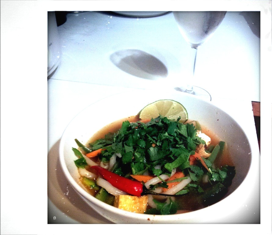 Tom Yum Soup (2)