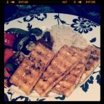 Ras el Hanout Tofu Steaks
