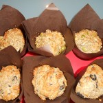 Savoury Breakfast Muffins – Two Recipes in One!