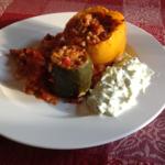 Kalofagas – Greek Stuffed Vegetables