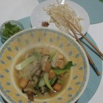 Tofu Pho – What the pho? It's Vietnamese noodle soup.