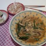Mushroom Curry Laksa