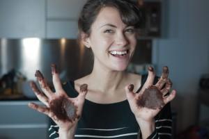 bibi's truffle hands