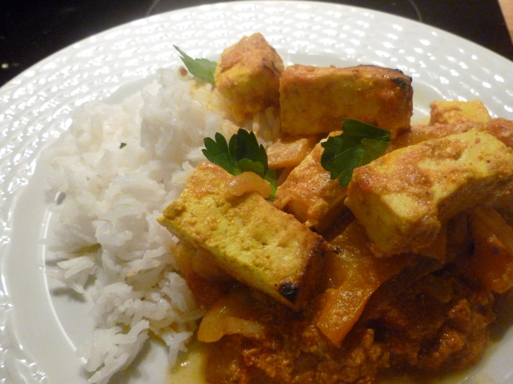 tofu tikka massala