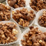 Popcorn Chilli Chocolate Buns
