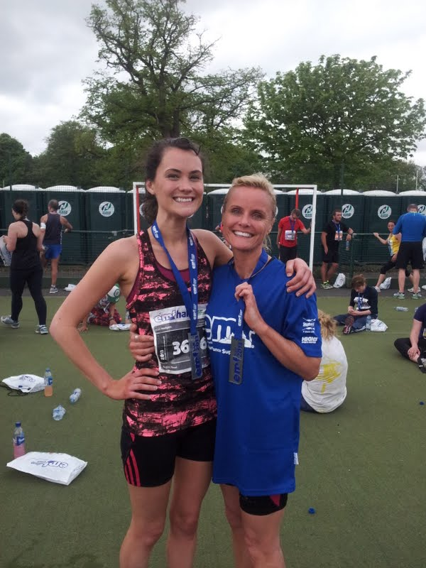 veggie runners edinburgh half marathon 2014