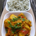 Creamy Paneer and Tomato Curry