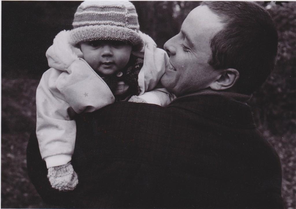 mark and baby bibi