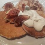 Banana and Walnut Pancakes