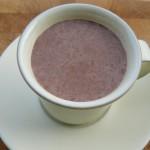 Vegan Chia Choc Mint Protein Shake