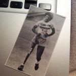 Mile 20 Hero : Terry Fox