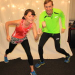 The Art Of Running – With Glow Sticks…