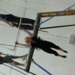 I Believe I Can Fly – Cross Training on the Trapeze