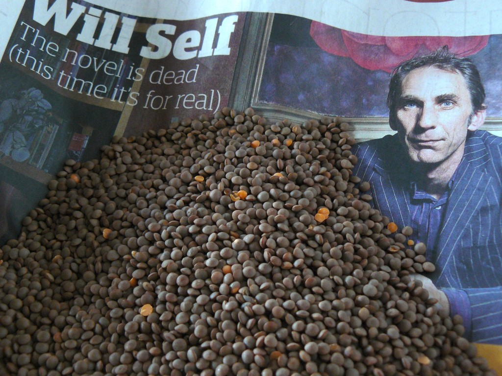 will self loves lentils