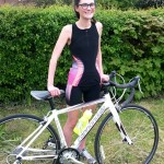 Swim, Bike, Run – I'm doing a triathlon!