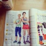 Veggie Runners in the Press