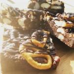 Chocolate Pretzel Energy Bars