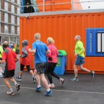 Commonwealth Legacy Art Run with Architecture and Design Scotland