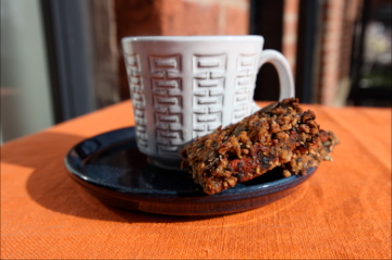 goji berry multi-seed flapjacks