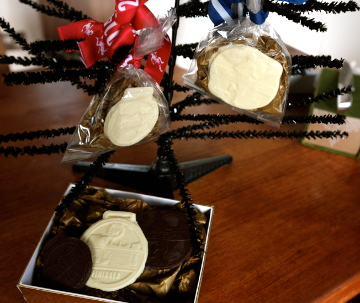 medals and tree