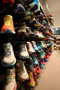 Trainer heaven at the new Runners Need store in Leeds