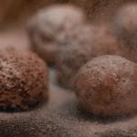 Vegan Festive Energy Balls