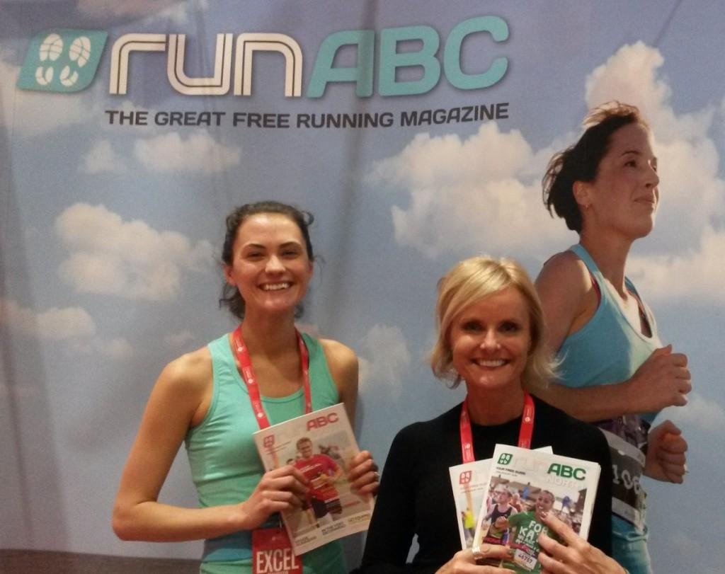 Veggie Runners RunABC