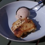 Vegan Bread and Butter Pudding