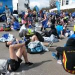 Asics Greater Manchester Marathon Race Report – Half and Half Relay