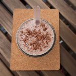 Hazelnut and Date Breakfast Smoothie