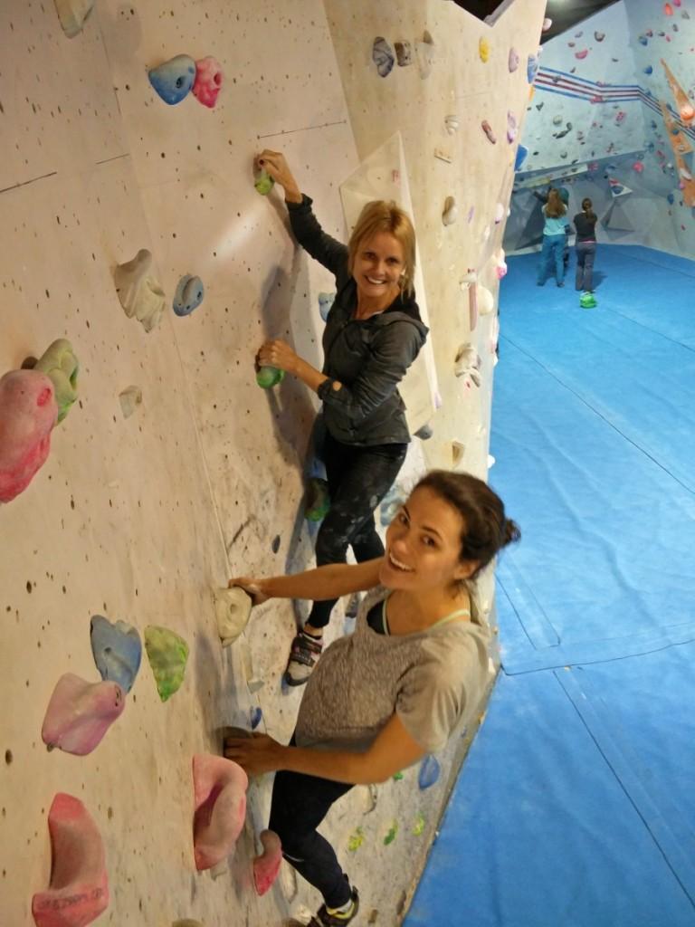 veggie runners climbing, climbing, boulder