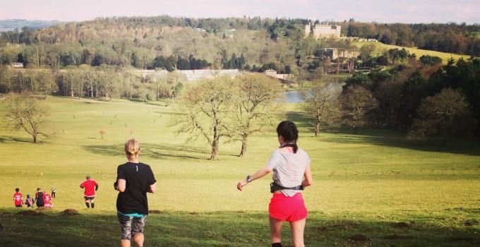 Harewood House Half Marathon Race Report