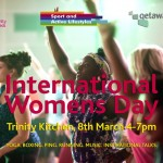 Run With Us On International Women's Day