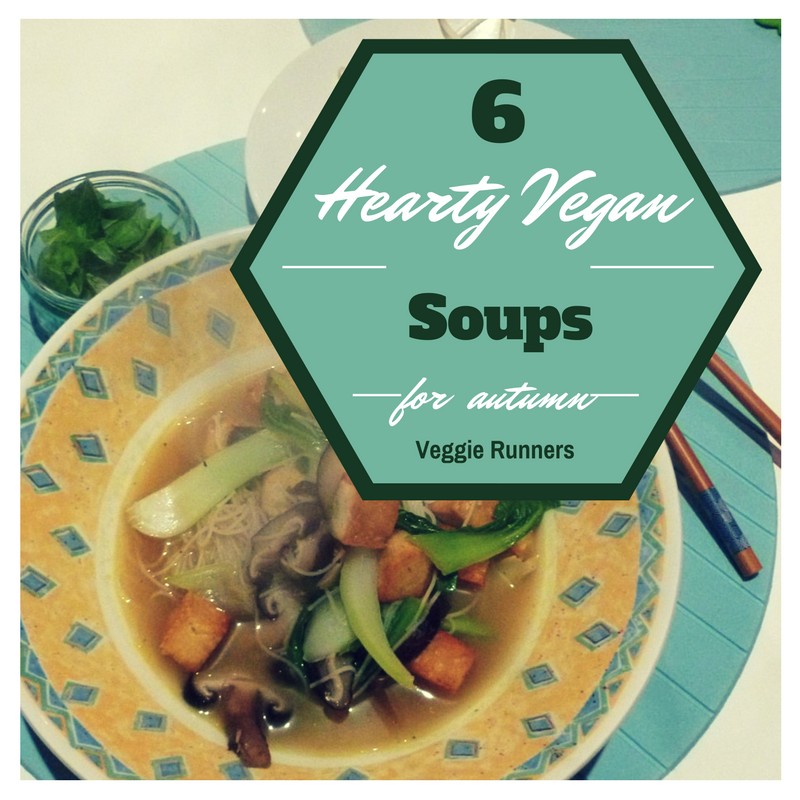Hearty Vegan Soups for Autumn