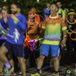 Light Night Leeds Art Runs 2016