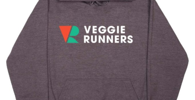 Limited Edition Veggie Runners Hoodie – Buy Now