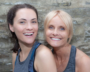 photo of Jayne and Bibi