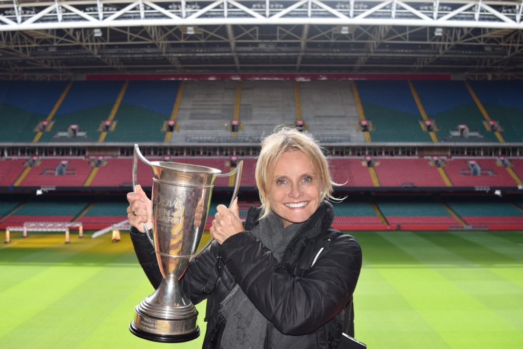 janey veggie runners, veggie runners cardiff, visit wales, principality stadium cardiff, uefa cup blogging
