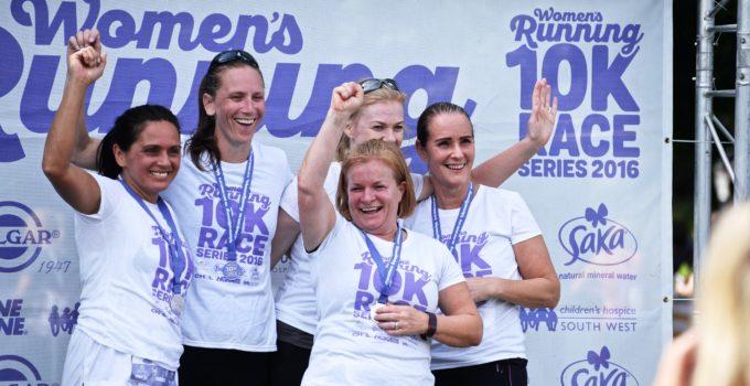 15% Discount on Women's Running Race Series 2017