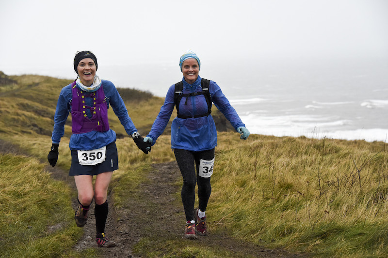 veggie runners hardmoors saltburn half marathon, veggie runners photos, veggie runners hardmoors, veggie runners races, saltburn hardmoors photos