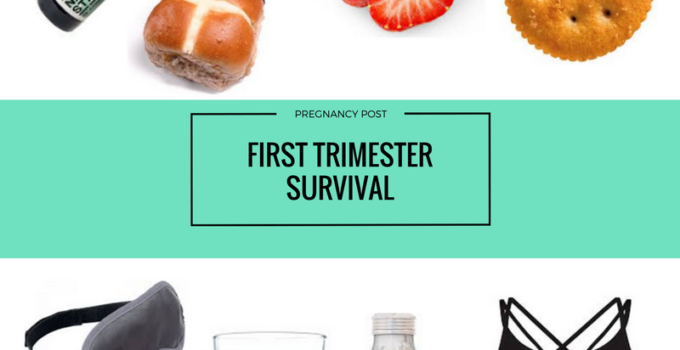 Surviving my First Trimester