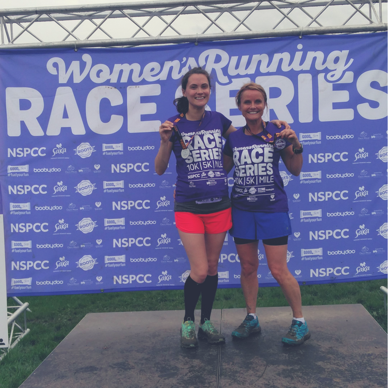 Women's Running 10k Veggie Runners 6 Months Pregnant