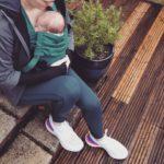 Postnatal Running with Nike Epic React